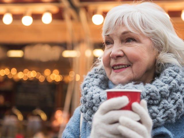 Kaffee könnte gut für Ihre Knochen sein, also nippen Sie weiter