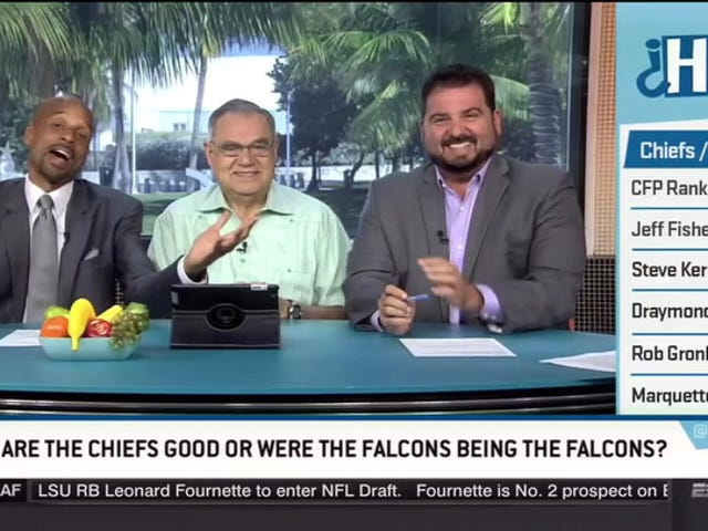 Bomani Jones behandler oss til et litany av Atlanta Falcons failure