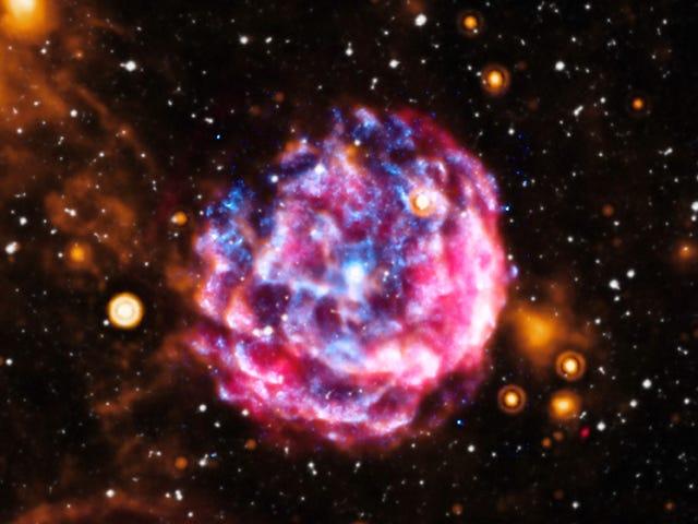 Científicos proponen un nuevo tipo de materia dentro de las estrellas más densas