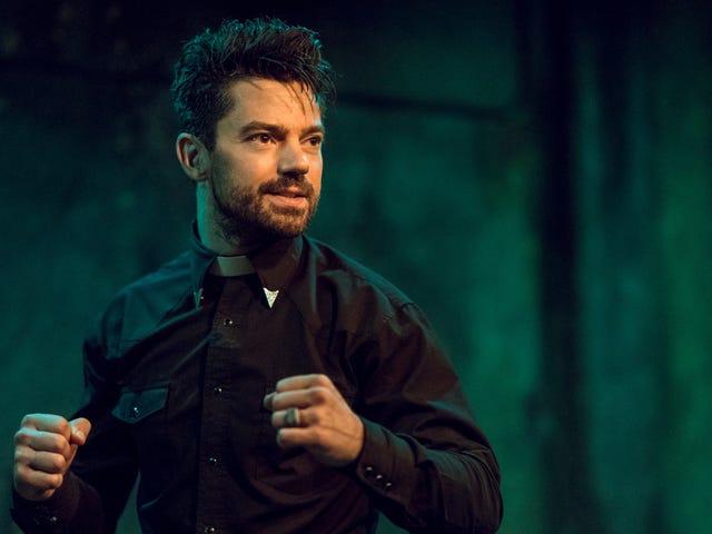 Il predicatore di AMC ottiene un altro teaser radioattivo prima della sua ultima stagione