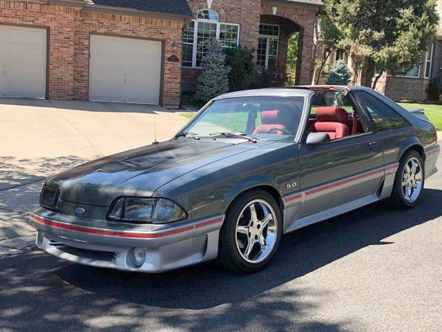 At $12,000, Does This 1987 Ford Mustang GT Still Offer Enough Bang For The Buck?