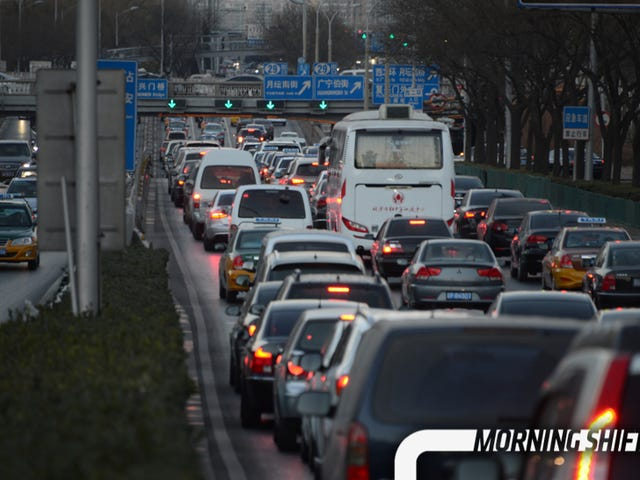 Det bliver hårdere at sælge biler i Kina