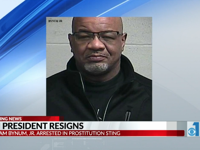 Jackson State University President Among 17 Arrested in Prostitution Sting