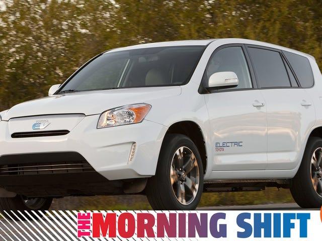 Toyota đã thức dậy vào năm 2019 để nhận ra mọi người đã có sự thôi thúc 'đột ngột' đối với ô tô điện