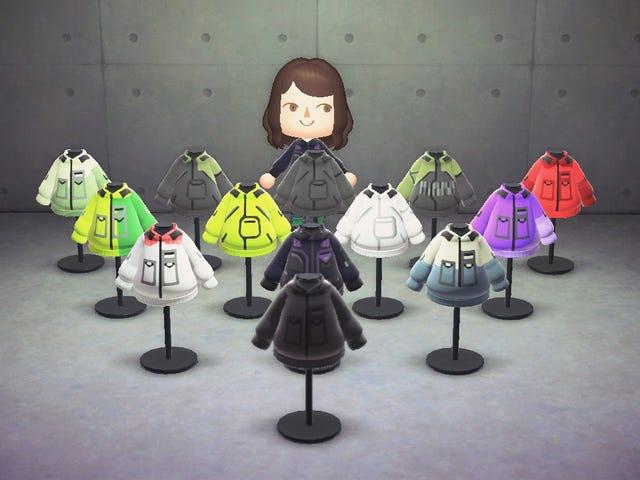 Animal Crossing låter mig bära $ 1.000 jackor jag aldrig kunde ha råd med