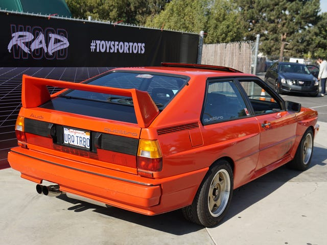 Reminder! If you want to go to Radwood San Francisco next weekend, Sunday June 24, you should enter our Jalopnik Reader Contest!…