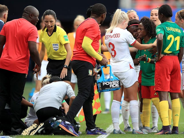 England Crawl Out Of Dumpster Fire Relatively Unscathed With 3-0 Win Over Cameroon