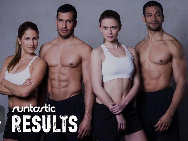 Kết quả Runtastic là một huấn luyện viên cá nhân cho các bài tập tại nhà của bạn