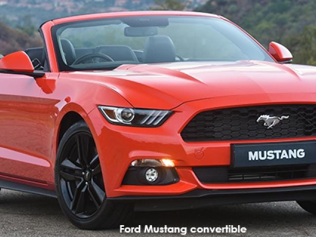 Hyra-Spec 6: e generations Mustang Cabriolet: A (Kort) Passagerarrecension Nobody really Wanted