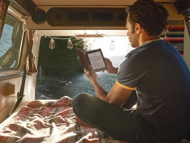 O Kindle e o Paperwhite do Kindle já estão à venda em grandes descontos