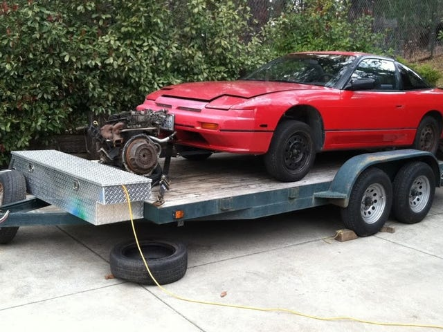 That Time I Resurrected: $300 1989 Nissan 240sx