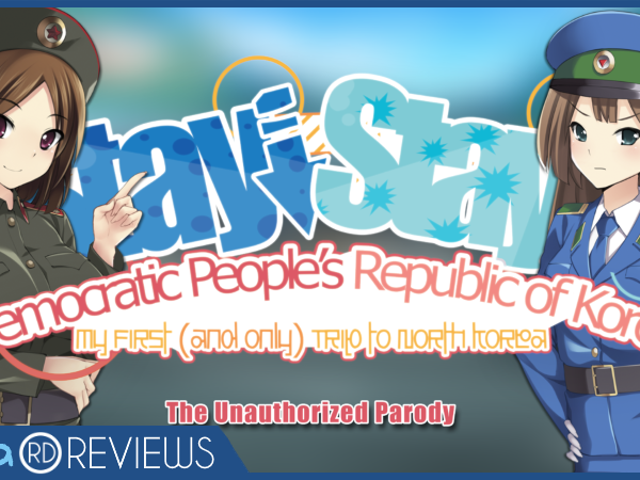 RockmanDash Reviews: Stay! Stay! Democratic People's Republic of Korea! [Visual Novel]