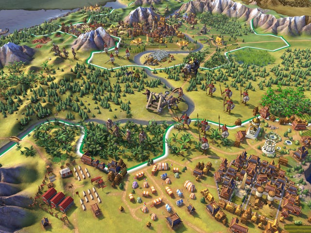 Civilization VI Is Down to $20 For the First Time Ever