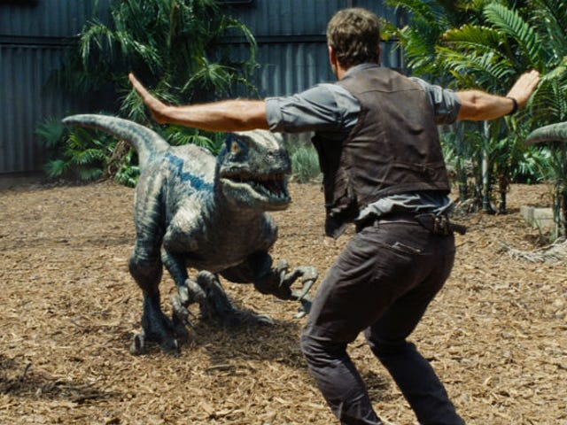 <i>Jurassic World 2</i> lige fået en meget inspirerende direktør
