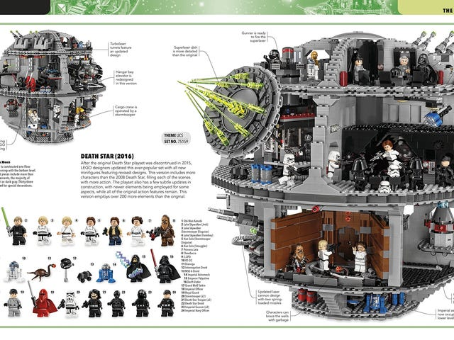 Absorb 320 Pages of LEGO Star Wars History In This $20 Book