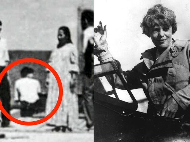 Experts Cast Doubt on That New Photo Alleged to Show Amelia Earhart