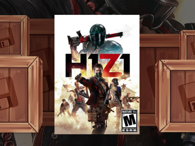 卑微的月刊重新开始H1Z1,等等