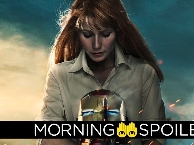 Gwyneth Paltrow May Have Accidentally Revealed a Big <i>Avengers 4</i> Moment for Pepper Potts