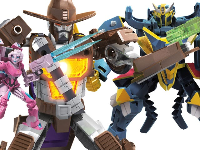 Transformers Cyberverse Has The Best New Toys