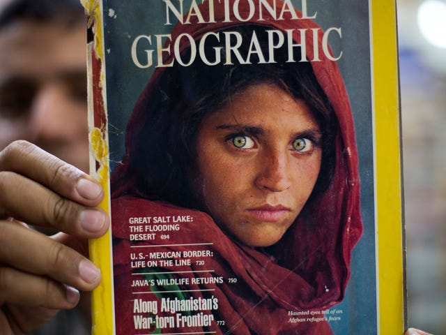 National Geographic Snatches Its Own Wig Over Racist Past