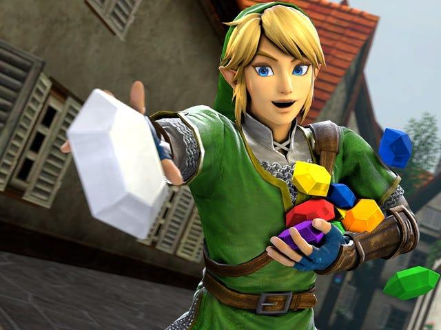 La película de fan de <i>Zelda</i> está a tres minutos de Link, siendo una sacudida hilarante