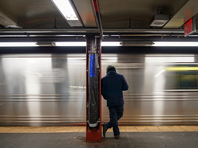 New York's Brake-Pulling Subway Supervillain Has Delayed More Than 740 Trains
