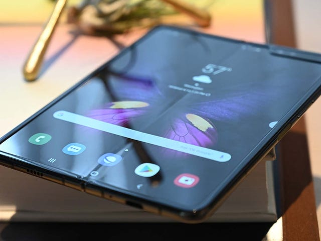 Samsung vertraagt ​​naar verluidt Galaxy Fold-lanceringsevenementen in China