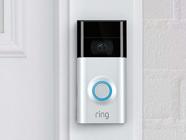 The $200 Ring Doorbell 2 Is Only $70 At Woot