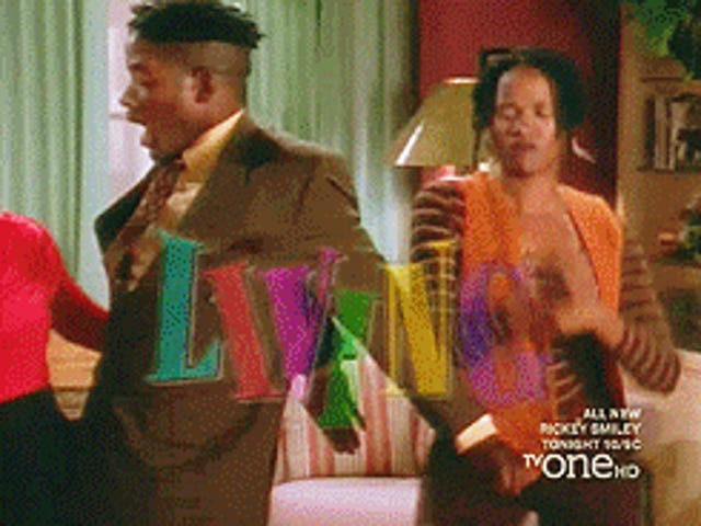 Tisdag morgon debatt: Välj din favorit (Living Single Edition)