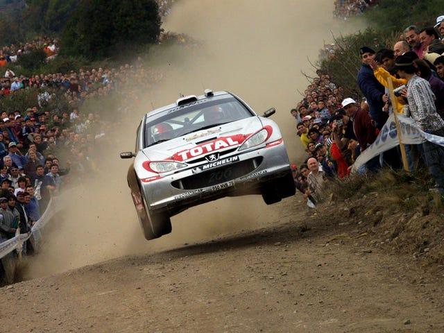 Rally Flashback: Argentina 2002