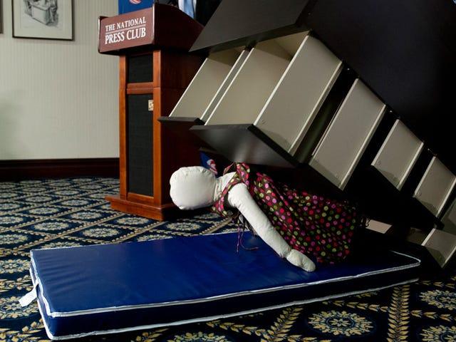 Ikea płacić rodzicom dzieci zmiażdżonym przez spadające kredensy 50 milionów dolarów