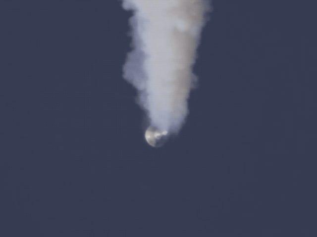 НАСА успішно завершила драматичний тест польоту в системі переривання Оріона