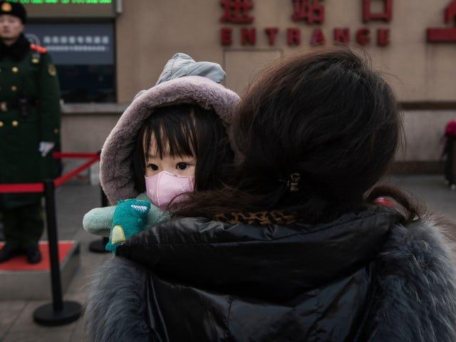 Hong Kong stänger skolor när dödsfallet ökar mitt i Coronavirus-utbrottet