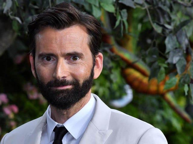 David Tennant Sıradaki James Bond Olmalı
