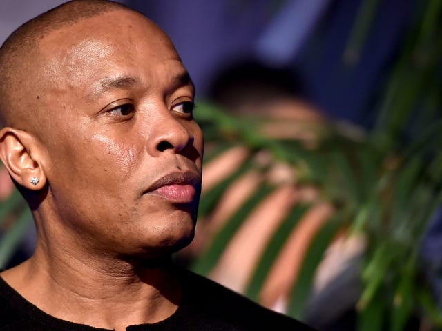 Dr. Dre got a good chuckle out of Operation Varsity Blues before he was reminded of his wealth