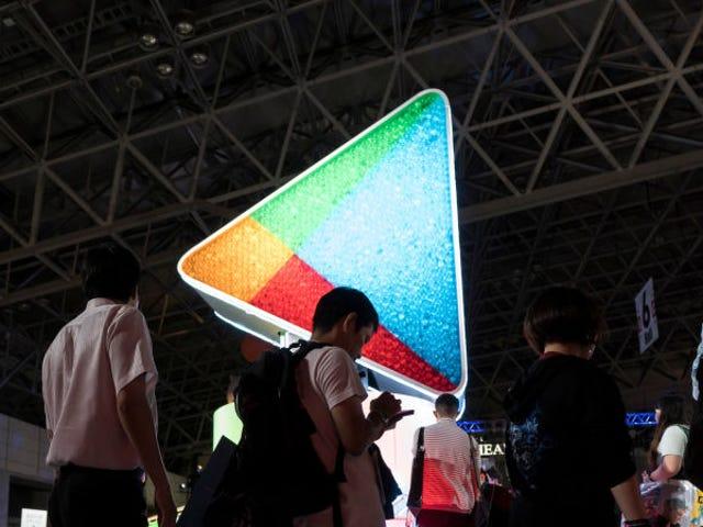 潛在危險的惡意軟件感染了Google Play商店中的數百個android應用
