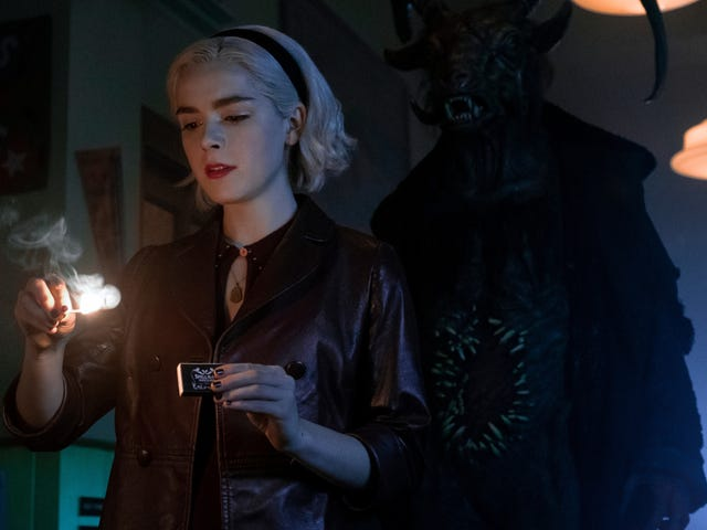 Chilling Adventures Of Sabrina-skaper bekrefter at sesong 3 kommer til helvete