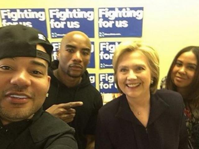 Se Hillary Clinton realmente quisesse estar 'deprimida', ela teria mencionado o molho RedHot de Frank