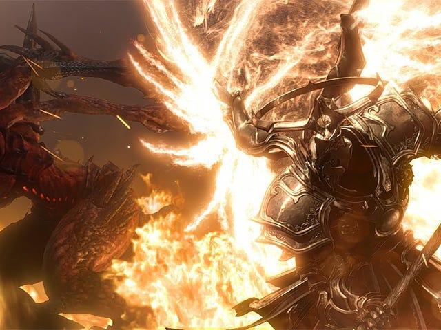 Voici la bande annonce officielle de Diablo III sur Switch, qui a fui hier.  Il est sorti cet automne pour 60 $ et comprend tous les ...