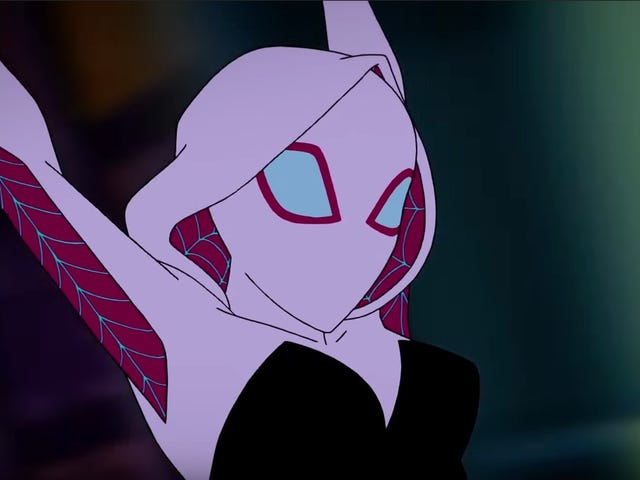 The Hunt for Spider-Gwen Is on in Marvel Rising: Initiation