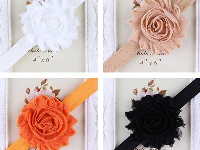 These Beautiful Headband Make YourBaby Looks More Nifty and Lovely