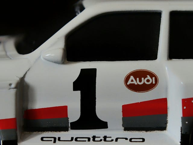 Racing to the clouds with theAudi Sport quattro S1