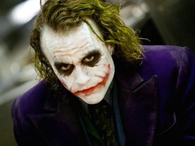 Estos søn er mindre værd, og de er i overensstemmelse med de personlige forhold i El Joker
