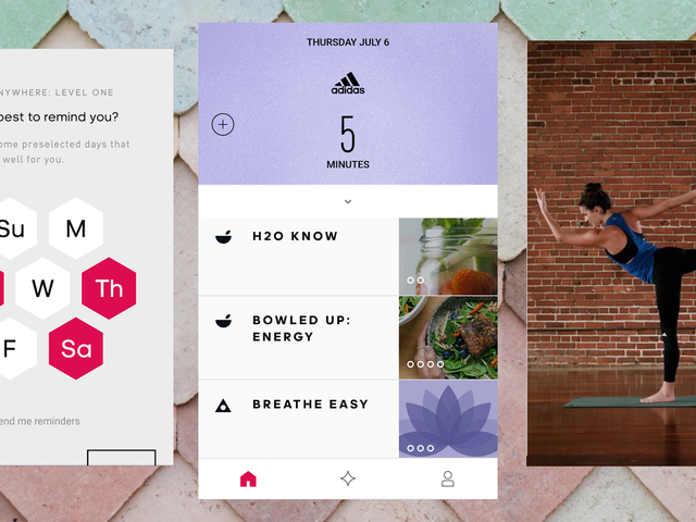 There's Now a Fitness App for People With Short Attention Spans