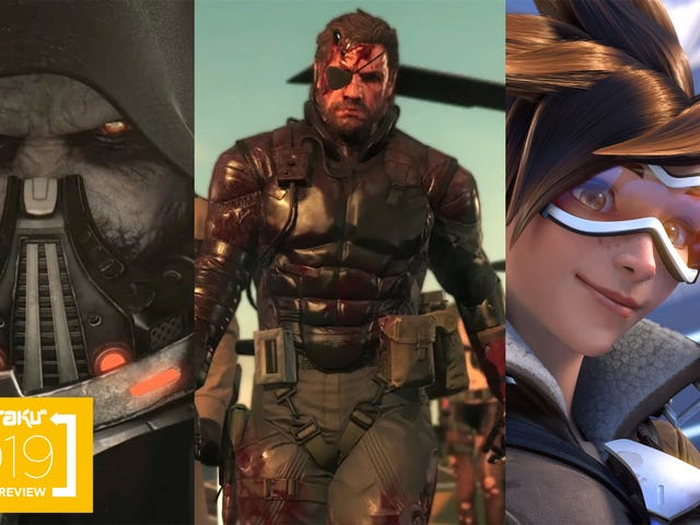 The Greatest Game Trailers Of Decade