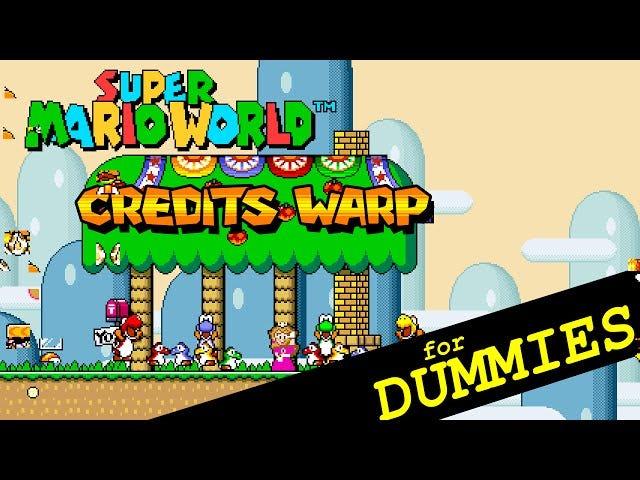 Πώς να Τραβήξτε <i>Super Mario World'</i> &#39;s πιο απίστευτο Glitch