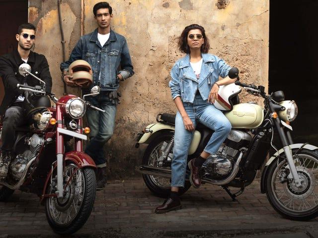 Mahindra's Jawa Motorcycles Are Selling Way Faster Than It Can Make Them