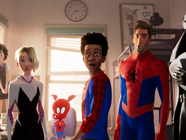 """""""Leap of Faith"""": Thoughts on Spider-Man: Into the Spider-Verse"""