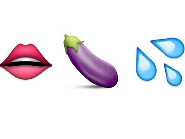 Sex Lives helps you determine which new emoji to use when sexting