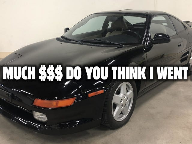 Here Are Some Offensively Expensive Cars Bring A Trailer Sold Last Year